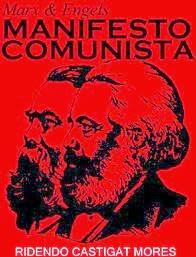 Resultado de imagem para historia no paint karl marx manifesto comunista